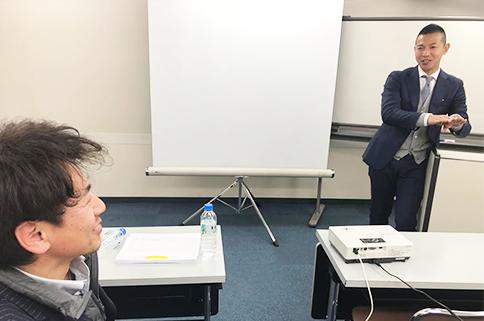 第1回マスタープログラム0期セミナー2018年4月東京渋谷開催
